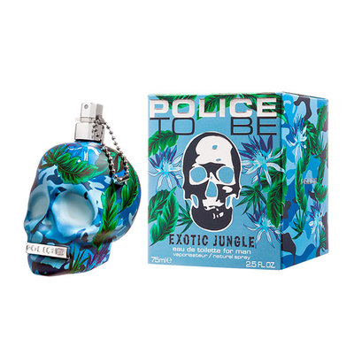 EXOTIC JUNGLE MAN EDT