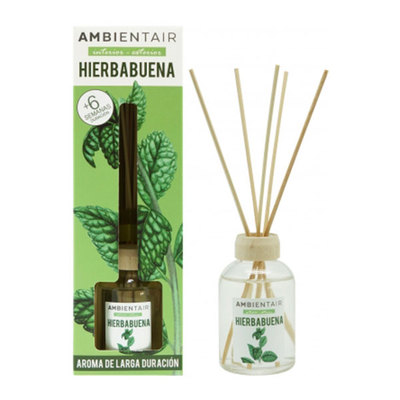 AMBIENTAIR MIKADO HIERBABUENA 30 ML