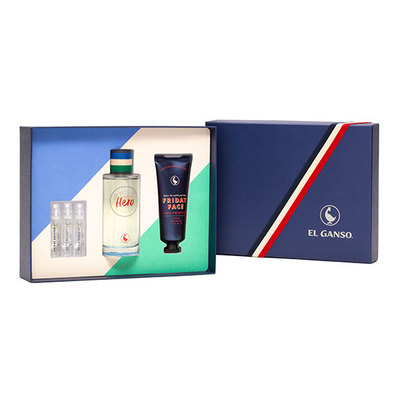 EL GANSO SET PART TIME HERO EDT 125 VAP