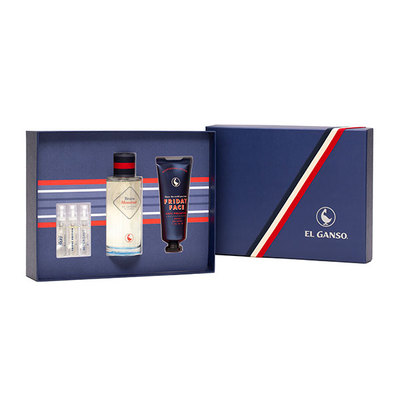 EL GANSO SET BRAVO MONSIEUR EDT 125 VAP