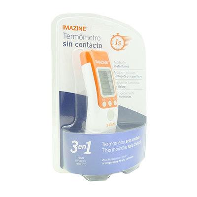 Imazine Termometro Sin Contacto Perfumerias Arenal ✔ medición precisa de la temperatura corporal en el oído y en la frente en tan sólo segundos. eur