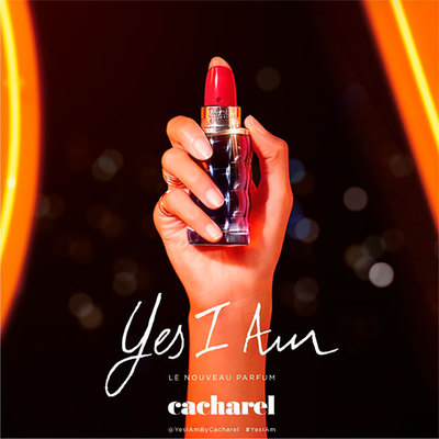 CACHAREL YES I AM <br> Eau de Parfum | Perfumerías Arenal