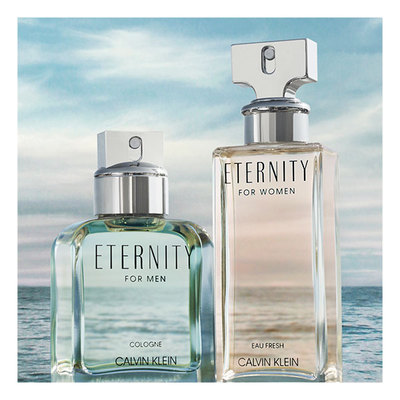 ETERNITY FOR WOMEN EAU FRESH EDP
