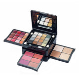 AROMYA KIT SOMBRAS LABIALES COLORETES