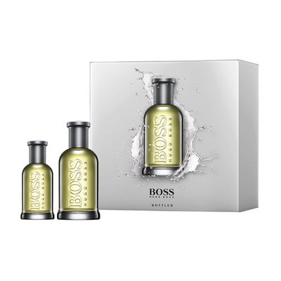 HUGO BOSS SET BOSS BOTTLED EDT 100 VAP