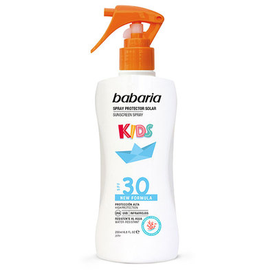 BABARIA PROTECT SOLAR INF SPR SPF30 200M