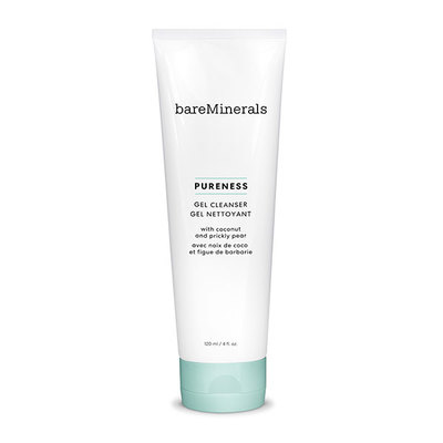 BARE MINERALS PURENESS GEL CLEANSER 120G