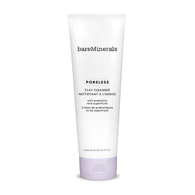 BARE MINERALS PORELESS CLAY CLEANSER 120