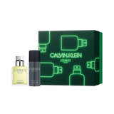 CALVIN KLEIN SET ETERNITY MAN EDT 100VAP