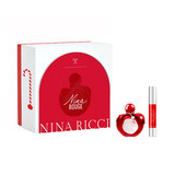 NINA RICCI SET NINA ROUGE EDT 50 VAP