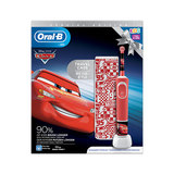 ORAL B SET CEPILLO VITALITY KIDS CARS