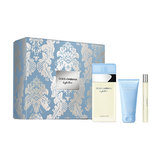 DOLCE GABBANA SET LIGHT BLUE EDT 100 VAP