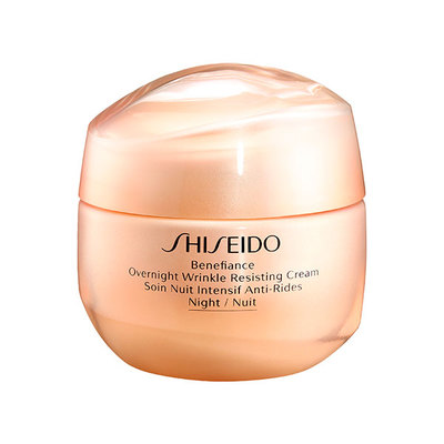 SHISEIDO BENEF ON WRINKLE RES CR NOCH 50