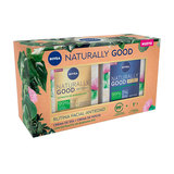 NIVEA SET FACE NATURALY GOOD FACE