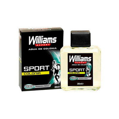 WILLIAMS SPORT COLONIA EDT 200 VAP