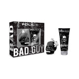 POLICE SET TO BE BAD GUY EDT 40 VAP+GEL