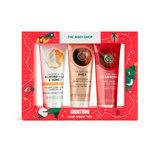 BODY SHOP SET CREMA DE MANOS L-3