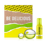 DKNY SET BE DELICIOUS APPLE DAY EDP 100V
