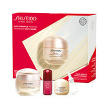 SHISEIDO SET BENEF WRINKL SMOOTH CR 50ML