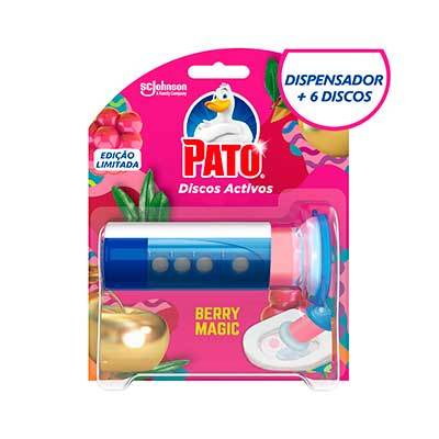 PATO DISCOS ACTIVOS AP MAGIC BERRY PROMO