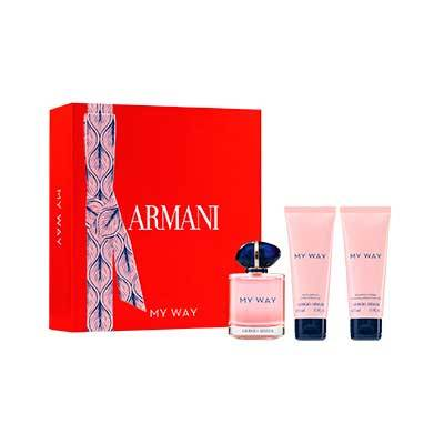 OP ARMANI SET MY WAY EDP 90 VAP