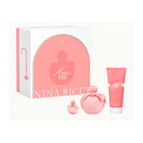 NINA RICCI SET NINA ROSE EDT 50 VAP