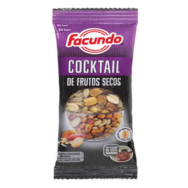 FACUNDO COCKTAIL FRUTOS SECOS 170 GR