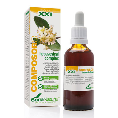 S N COMPOSOR XXI 03 EPAVESICAL 50 ML