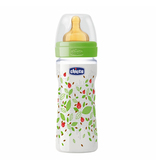 CHICCO BIB WELL-BEING 250ML CAU 2M VERDE