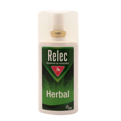 RELEC REPEL INSECTOS HERBAL SPRAY 75