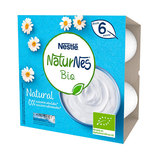 NESTLE BIO LACTEO NATURAL 4X90G