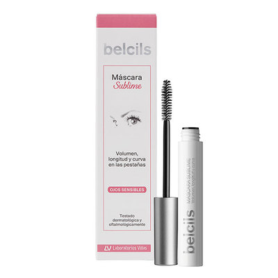 BELCILS MASCARA SUBLIME NEGRA 8 ML
